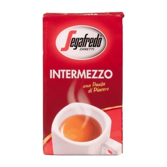 Segafredo Intermezzo espresso product photo