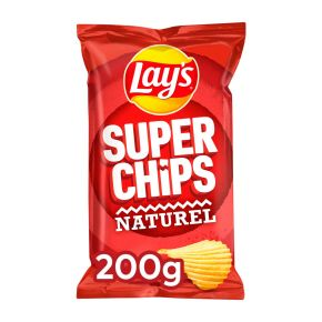Lay's Superchips naturel product photo