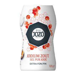 Jozo Tafelzout met jodium product photo