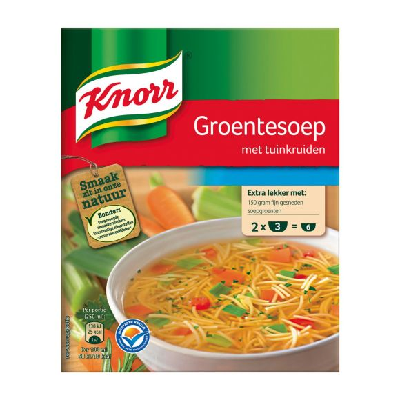 Knorr  Groentesoep Soep product photo