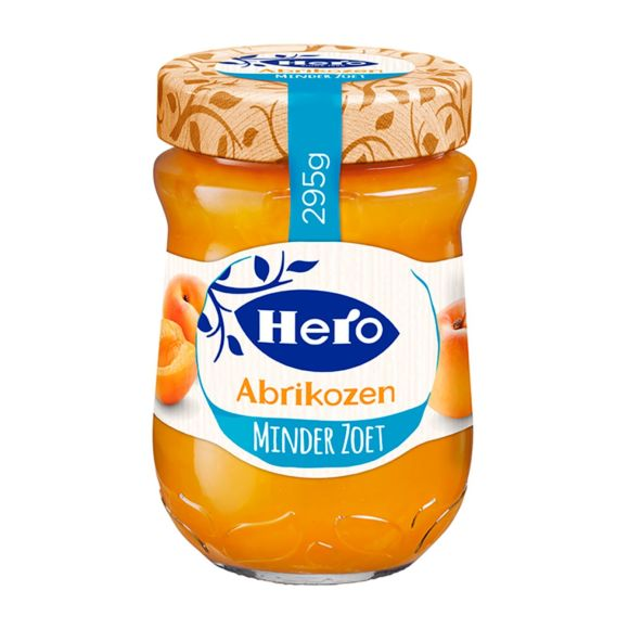 Hero Abrikozenjam minder zoet product photo