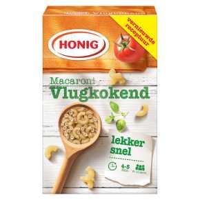 Honig Macaroni vlugkokend product photo