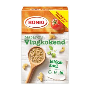 Honig Macaroni Vlugkokend 700 g Doos product photo