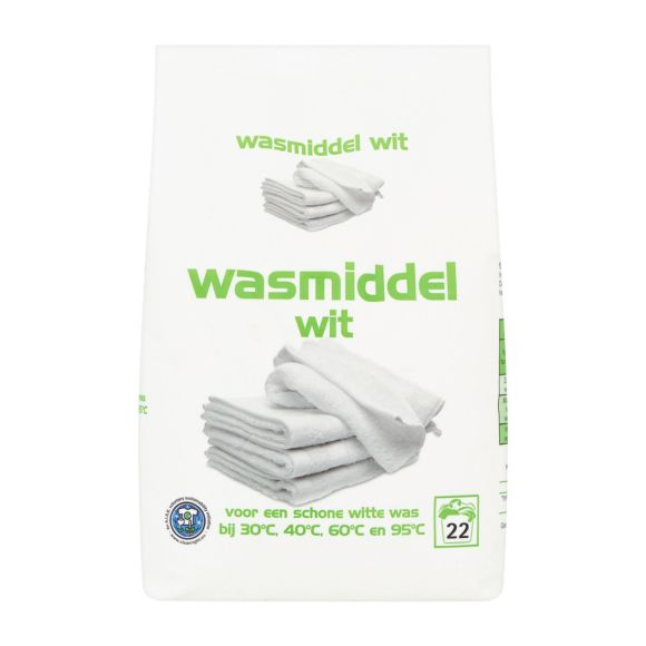 Neutraal Wasmiddel wit product photo