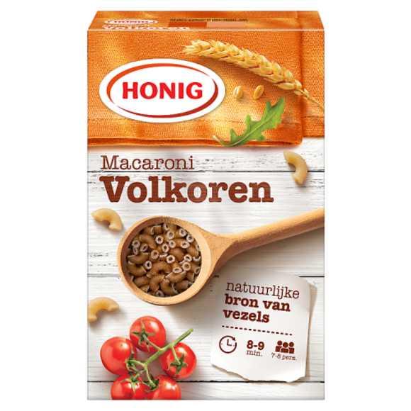 HonigMacaronivolkoren product photo