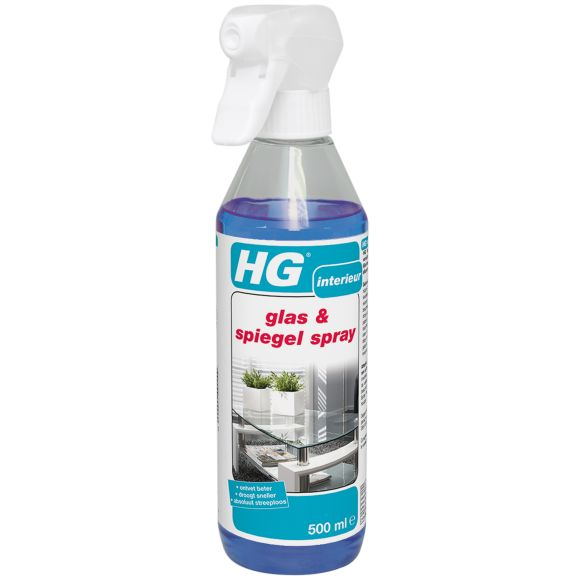 HG Glas & spiegel spray product photo