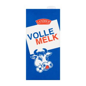 Landhof Houdbare volle melk product photo