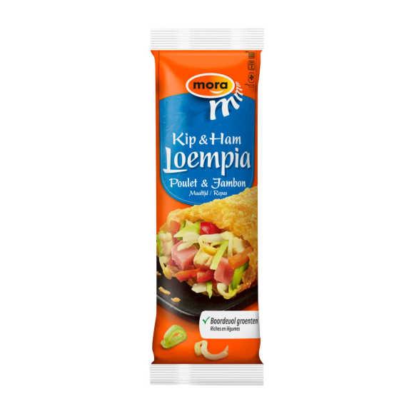 Mora Kip & ham loempia product photo