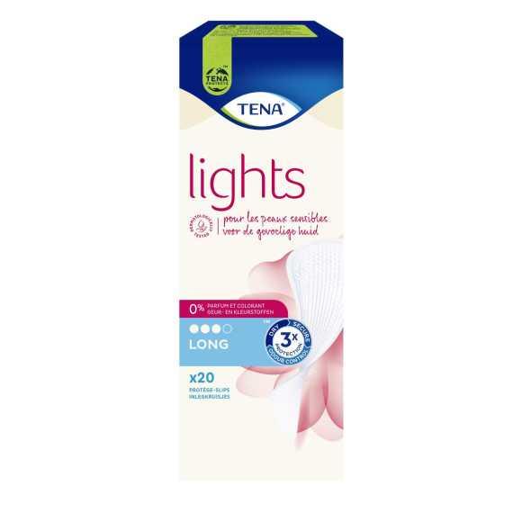 Lights By Tena Inlegkruisjes Long 20 Stuks product photo