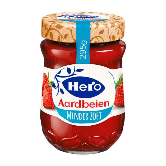 Hero Aardbeienjam minder zoet product photo