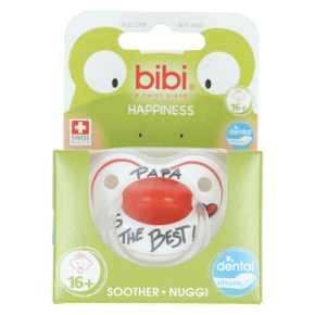 Bibi Happiness fopspeen papa 16+ maanden product photo