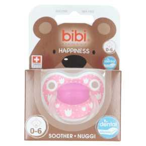 Bibi Happiness fopspeen lovely dots 0-6 maanden product photo