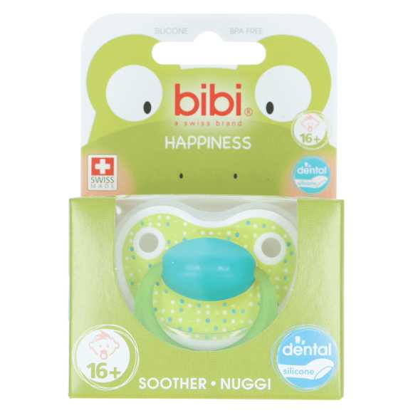 Bibi Happiness fopspeen lovely dots 16+ maanden product photo