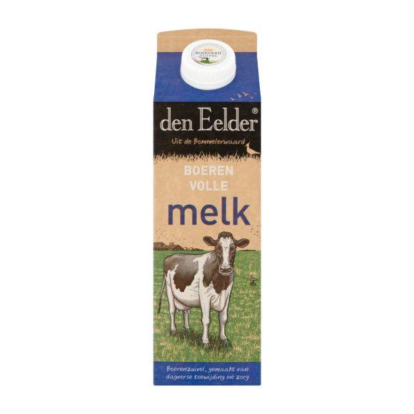 Den Eelder Boeren volle melk product photo
