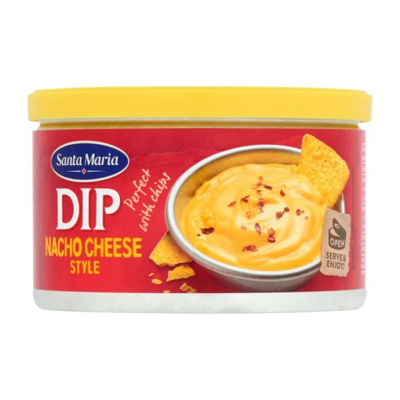 Santa Maria Dip Nacho Cheese Style product photo