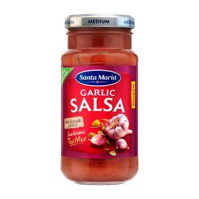 Santa Maria Garlic salsa medium product photo