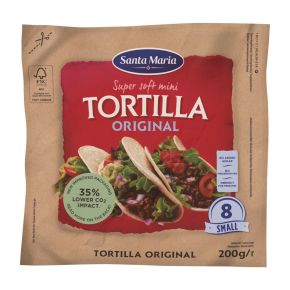 Santa Maria Orginal mini tortilla product photo