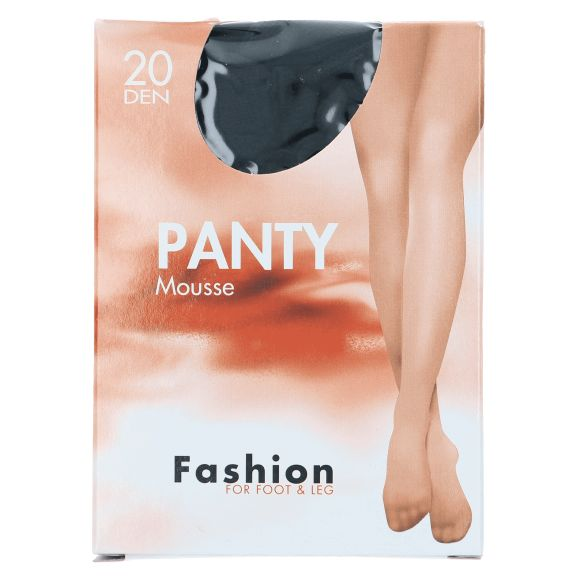 Fashion Panty mousse zwart 44/48 product photo