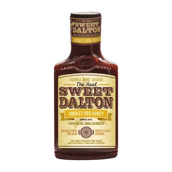 Remia Dalton Smokey BBQ Honey Sauce product photo
