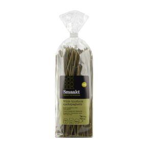 Smaakt Wilde knoflook spelt spaghetti product photo