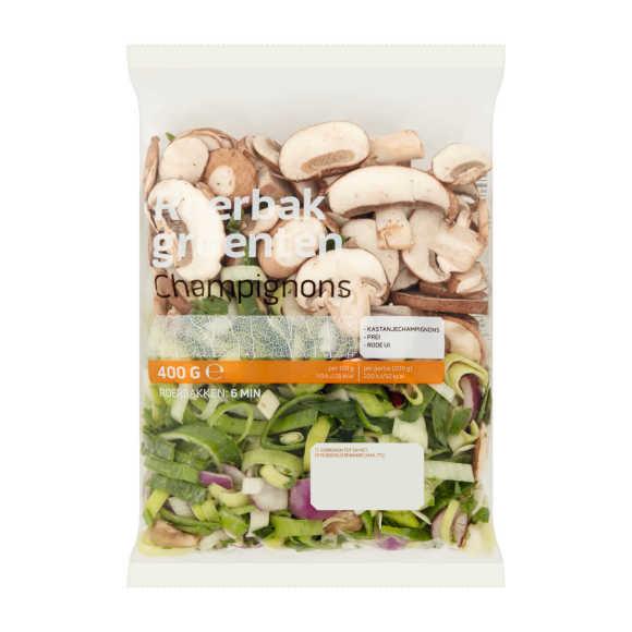 Roerbakgroenten Champignons product photo