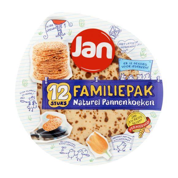 Jan Pannenkoeken familiepak product photo