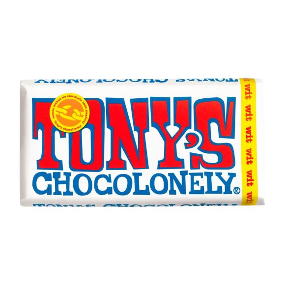 Tony's Chocolonely wit product photo