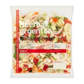 Italiaanse roerbakgroenten voordeelverpakking product photo
