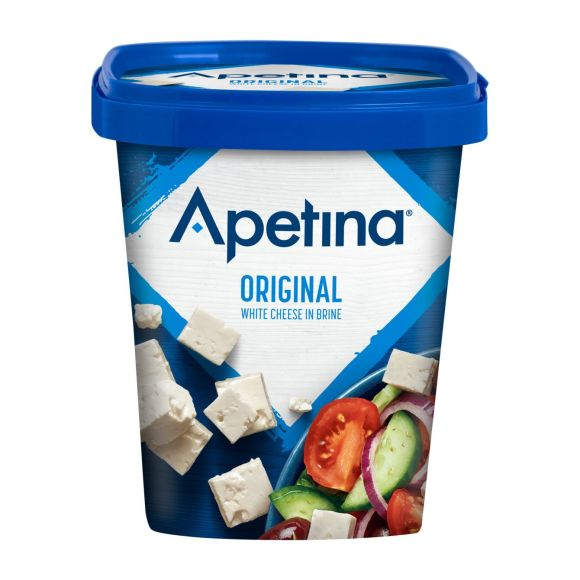 Apetina Witte kaasblokjes 430 g product photo