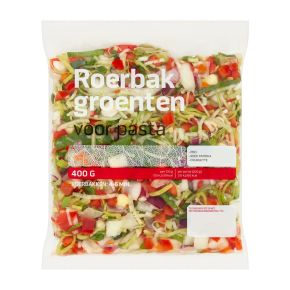 Roerbakgroenten voor pasta product photo
