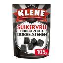Klene Drop dubbelzoute dobbelstenen suikervrij product photo