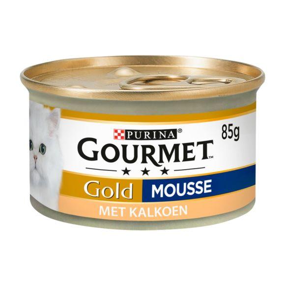 Gourmet Gold Mousse met Kalkoen product photo