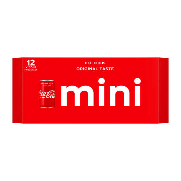 Coca-Cola Regular mini product photo