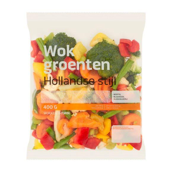 Wokgroenten Hollandse stijl product photo