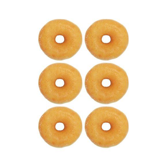 Mini donuts gesuikerd 6 stuks product photo