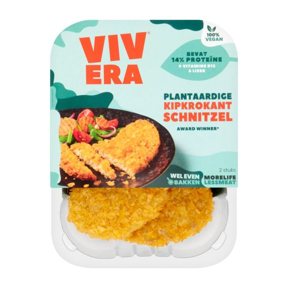 Vivera Kipschnitzel product photo