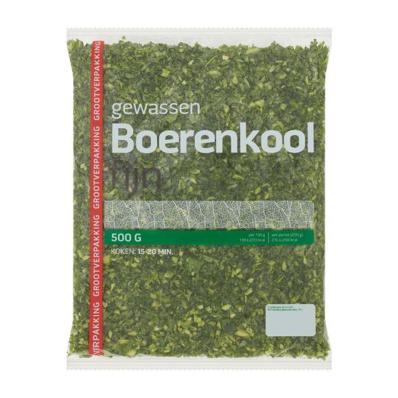 Boerenkool fijn voordeelverpakking product photo