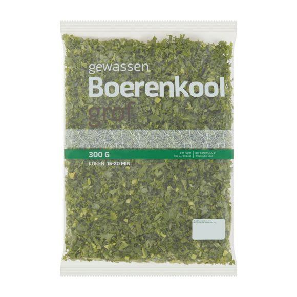 Boerenkool grof product photo