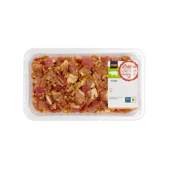 Kebab product photo