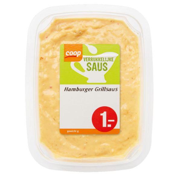 Hamburgersaus product photo