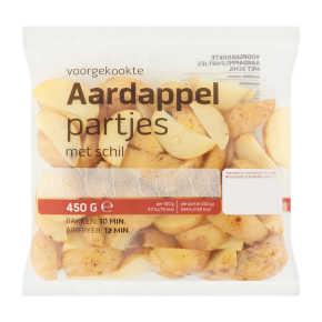 Aardappelpartjes in schil product photo