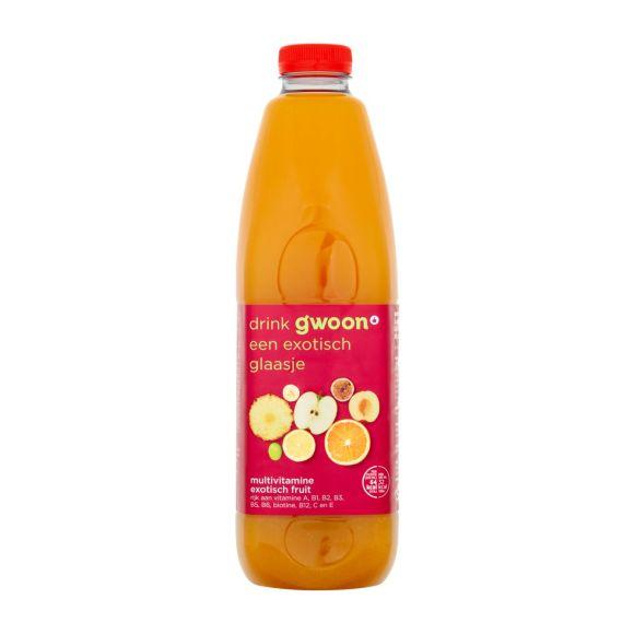 g'woon Multivitamine exotisch fruit product photo