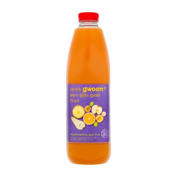 g'woon Multivitamine geel fruit product photo