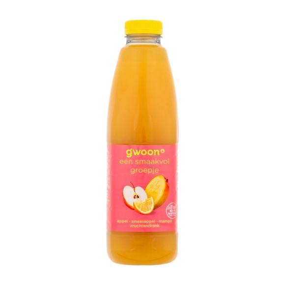 g'woon Vruchtendrank appel sinaasappel mango product photo