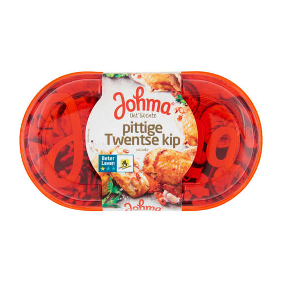 Johma Pittige Twentse Kip Salade 175 g product photo