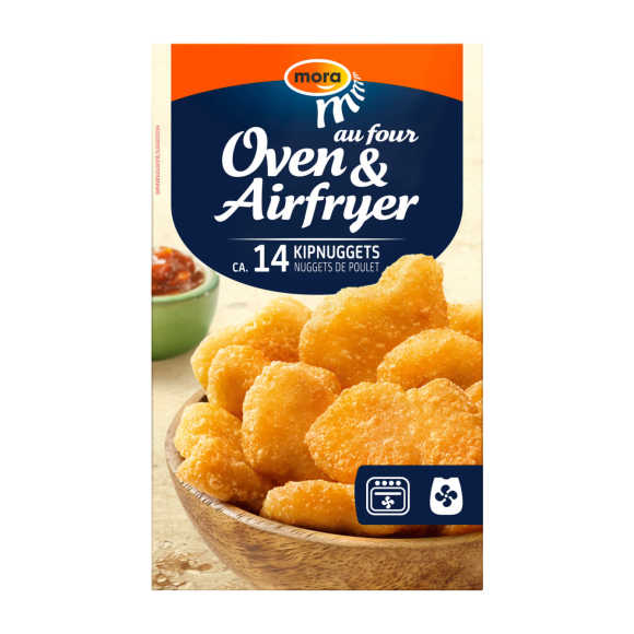 Mora Oven & Airfryer Kipnuggets product photo