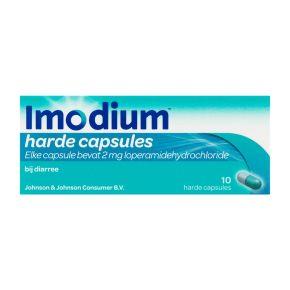 Imodium Harde capsules 2 mg product photo