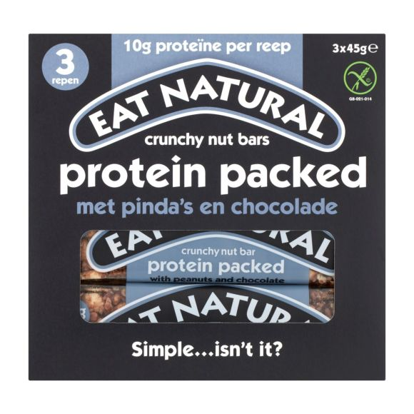 Eat Natural Protein packed product photo