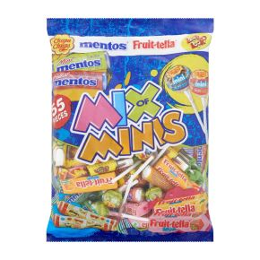 Fruittella mix of mini's product photo