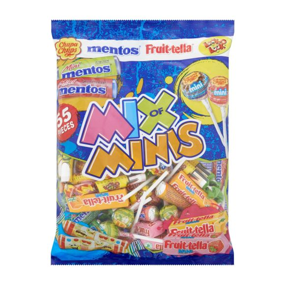 Fruittella Mix of mini's 55 stuks product photo